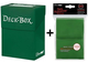 Ultra Pro Deck Box + 100 Protector Sleeves - Green - Magic: The Gathering - Standard
