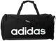 adidas Lin Duffle Zaino Unisex Zaino, Unisex bambini, Black/Black/White, One size