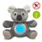 TreKoala Peluche Neonati - Rumore Bianco - Ninna Nanna - Sensore Cry-Baby - Ricarica USB -...