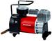 Einhell Auto compressore d'Aria CC 12 V AC 35/10 (0 – 10 Bar di Pressione manometro, capac...