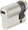 """ABUS - Serratura cilindrica""""D6XNP"""", con scheda magnetica e 5 chiavi, 482946"""