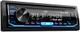 JVC KD-X451DBT Autoradio Digitale, Nero