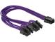 DeLOCK PCI Express 6 Pin - 2 x 8 Pin 0,3 m