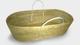 Babyline - Culla in vimini, 80 cm lunghezza x 38 cm larghezza x 25 cm altezza.