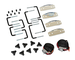 Lampa N60000K Kit Montaggio per Box Tetto Nordrive