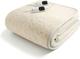 Imetec Scaldasonno Adapto M 6T - Matrimoniale in lana merino, 150x160 cm, lavabile