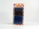 Marob Set 12 Coltelli da Cucina Colore Blu cod. 24tfb12bl, pz