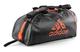 Adidas sacca per arti marziali, judo, karate, Tkd, MMA, Boxing Gear bag, Orange