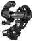 Shimano Tourney TX RD-TX800, Deragliatore Posteriore, 7/8 Velocità, Nero