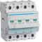 Hager Sbn490Interruttore Automatico–Corta Circuiti (100A, -20–50°C, -40–80°C)