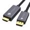 IVANKY Cavo DisplayPort a HDMI, DisplayPort HDMI 1080P in Nylon, DisplayPort (Display Port...