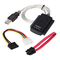 Digiflex Adattatore 2.5 3.5 SATA IDE - USB per unità Hard Disk PC - SATA, Disco Rigido 2.5...