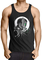 A.N.T. Another Nerd T-Shirt A.N.T. Iron Giant Tank Top Uomo Canotta Canottiera Gigante di...