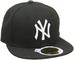 New Era Kids League Basic 59Fifty Snapback York Yankees, cap Unisex Bambini, Multicolor, 6...