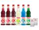 Drink Zero + Toschi 560 ml NUOVI GUSTI con 2 bicchieri graduati in omaggio