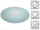 Festool, rete abrasiva STF D150 P80 GR NET/50, 203303
