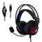 THE G-LAB - KORP 400 - Cuffie Gaming ad Alto Rendimento - Tecnologia 7.1 Surround Sound -...