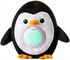 Bubzi Co Pinguino Carillon neonati per la nanna con rumore bianco – Peluche neonati con pr...