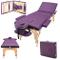 Massage Imperial® Chalfont - Lettino da Massaggio Portatile PRO Luxe - 3 Zone - Pannelli R...