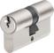 ABUS E20NP 598241 - Set di 3 cilindri profilo europeo con 5 chiavi