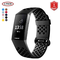 FunBand Cinturino per Fitbit Charge 3/Charge 4, Band Strap Cinturini Orologio in Morbido S...