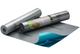 ICUTEC 033 5229 - Blocco vapore a risparmio energetico, blu/argento
