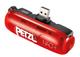 PETZL Batteria NAO 2600mAh – unità Unisex-Youth, Red, Taglia Unica