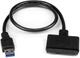 StarTech.com Cavo Adattatore per Dischi Rigidi USB 3.0 a SATA, III da 2.5`` con UASP, Conv...