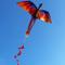 LANDUM Kite per i Bambini, Aquilone Drago 3D con aquiloni di Coda per aquiloni Adulti Che...