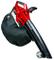 einhell GE-CL 36 Li E-Solo Soffiatore/Aspiratore a Batteria, Rosso/Nero