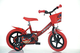 "Dino- Bicicletta 12"" Miraculous, 124RL-LB"