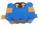 INTENSILO NiMH batteria 4500mAh (14.4V) per robot aspirapolvere Solac Ecogenic AA3400 sost...