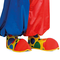 Carnival Toys 3149–Scarpe da Clown, per adulti, Tessuto