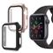 Oududianzi-Cover per Apple Watch Serie 5/4 con Protezione Schermo in Vetro temperato, Prot...