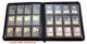 docsmagic.de Premium PRO-Player 12-Pocket Playset Zip-Album Black - 480 Card Binder - MTG...