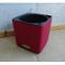 Lechuza Colore Cubo Per Vaso Da Fiori 14 Rosso Scarlatto
