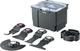 Bosch 2609256F46 Flooring Project Set da 6 pezzi (Mix & Match, accessori per PMF 250 CES,...