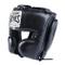 MinotaurFightStore - Protezione per testa da boxe Cleto Reyes, colore: nero, M