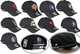New Era Chicago Bulls 9forty Adjustable cap NBA Mono Tape Black - One-Size
