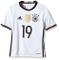 adidas–Maglietta da Bambino Nazionale Tedesca Dfb Home Jersey Youth Götze, Bambini, Trik...
