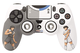 PlayStation 4 - Captain TSUBASA Combo Pack Versus (PS4) - Accessori