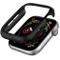 Spigen Thin Fit Compatibile con Apple Watch Custodia per 44mm Serie 5 / Serie 4 - Nero