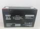 Matsuyama HZ158 Acido piombo (VRLA) 7.2Ah 12V batteria UPS