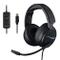 THE G-LAB Korp THALLIUM Cuffie da Gaming USB Sound 7.1 Surround Digitale - Cuffie Audio di...