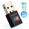 iAmotus Adattatore WiFi AC 600Mbps Mini Chiavetta WiFi Antenna Dual Bande 5.8GHz/2.4GHz Co...