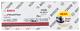 Bosch Professional 2608621248 Foglio Abrasivo M480 Best for Wood and Paint, Legno e Tinta,...