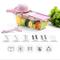Mandolina Affettatrice, 10 Tagliaverdure Affettaverdure Mandoline Slicer Dicer Food Choppe...