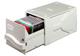 Durable 525610 - Multimedia Box I, Cassettiera per Archiviare 26 CD/DVD con Custodia o 136...