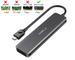 ineo USB C 3.1 Gen 2 Tipo C Alluminio M.2 PCIe NVMe SSD Contenitore Esterno per 2280 2260...