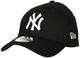 New Era - 39 Thirty Classic Yankees, Berretto da donna, Multicolore (Black/White), M/L